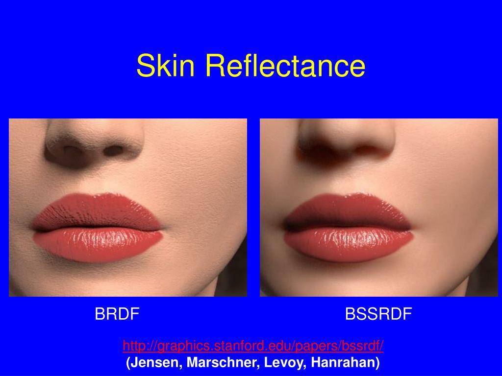Skin Reflectance