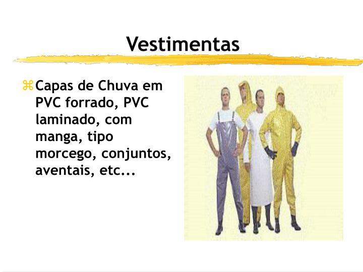 Vestimentas