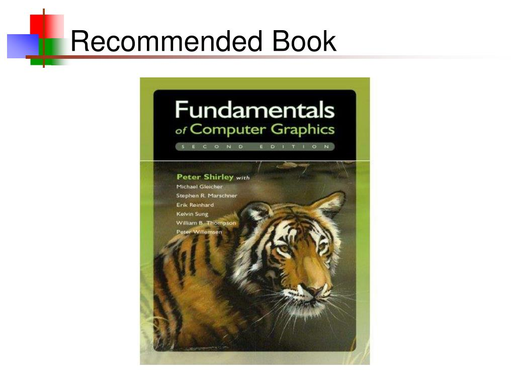 Recommended Book