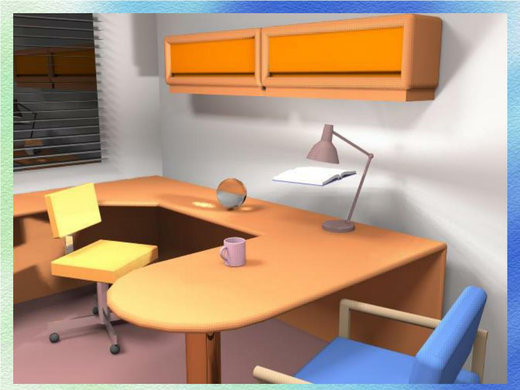 Another way of rendering light: Global Illumination