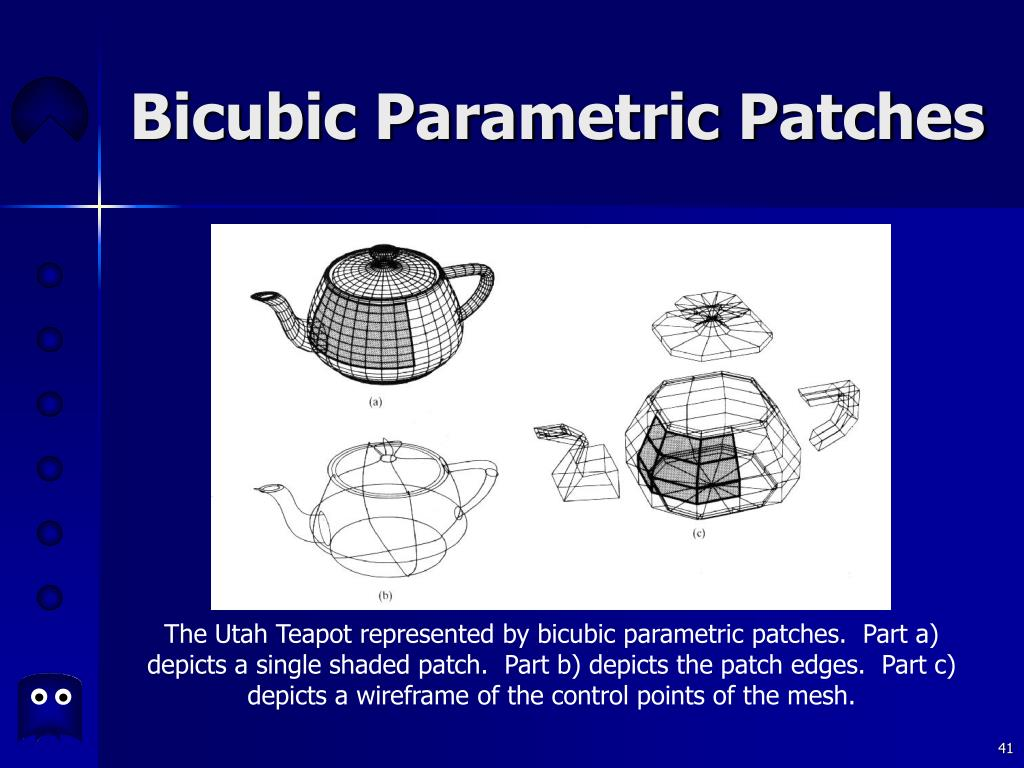 Bicubic Parametric Patches