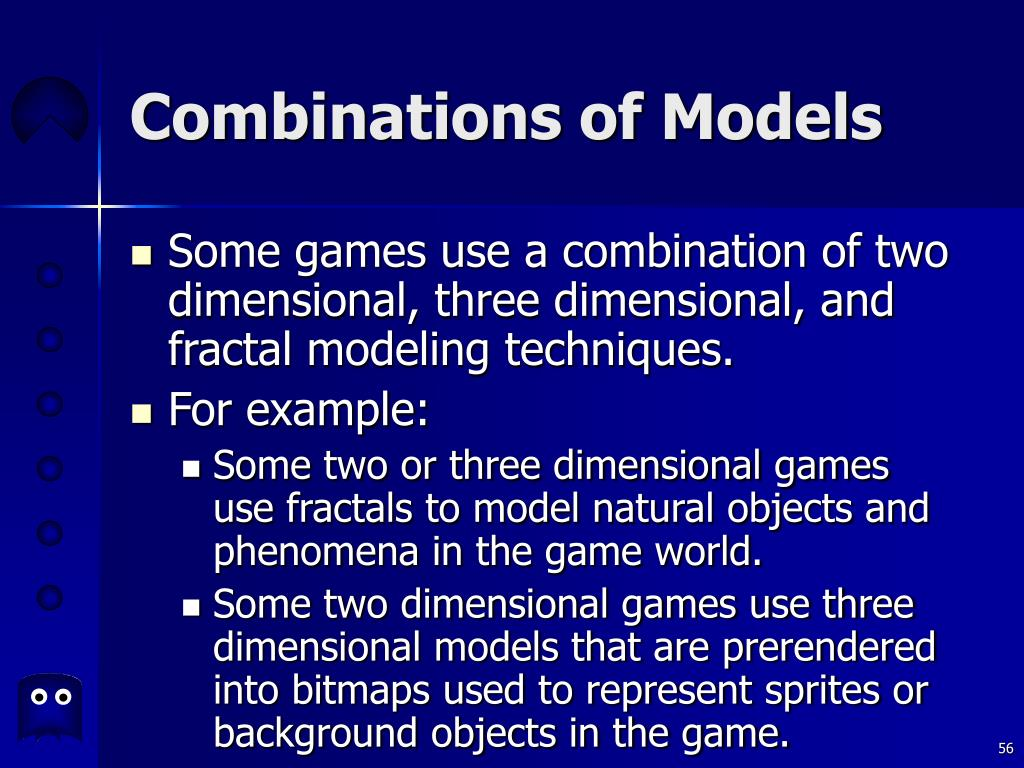 Combinations of Models