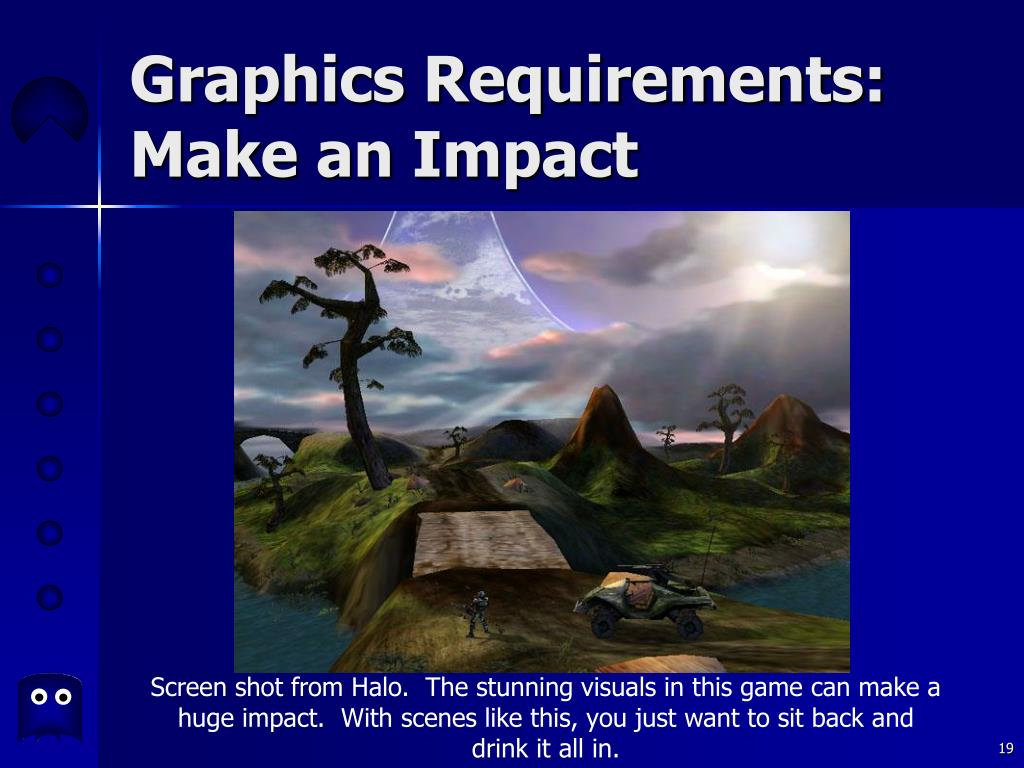 Graphics Requirements:
