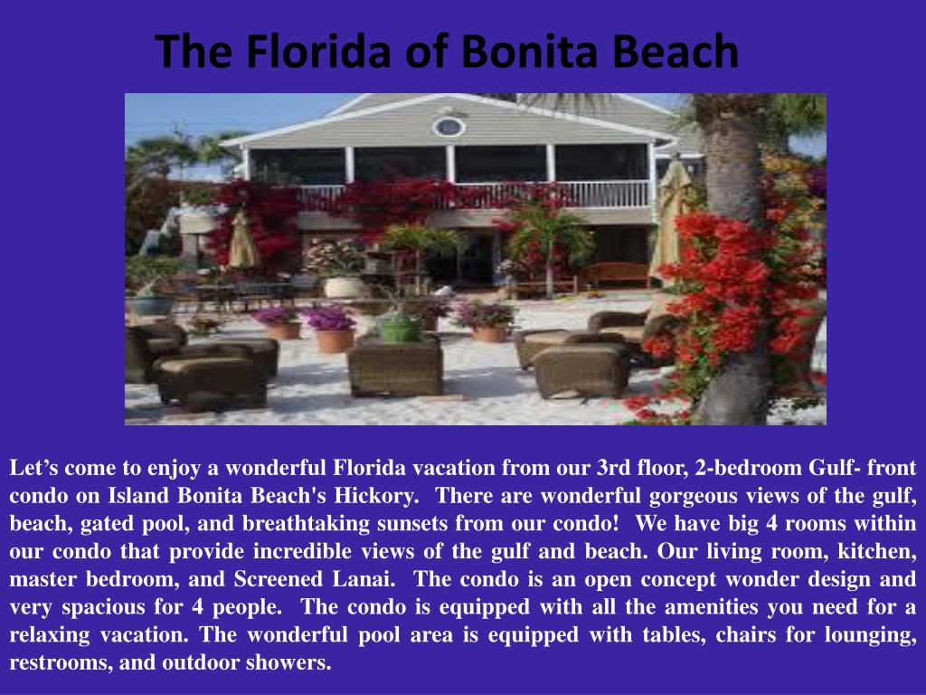 The Florida of Bonita Beach