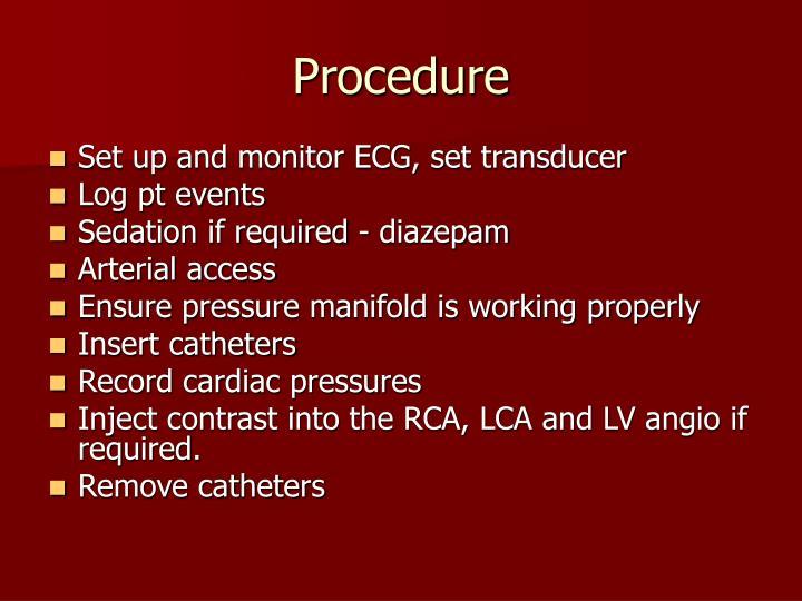 How to Clean a Cardiac Catheterization Site forecast