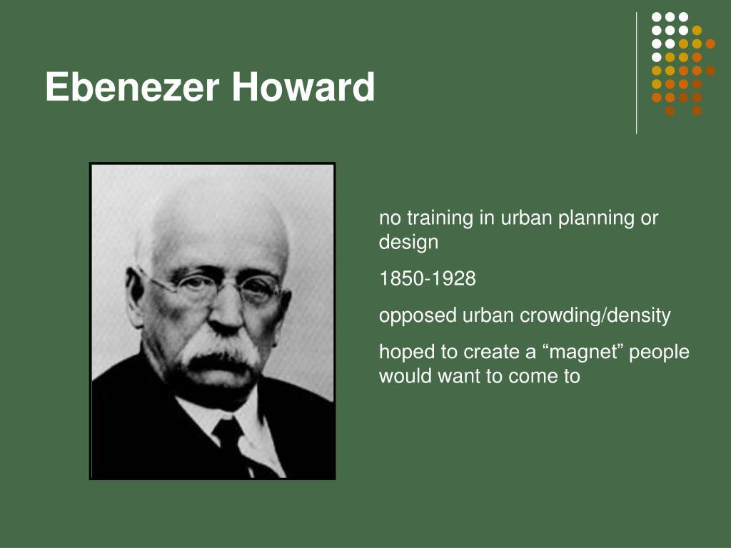 Ebenezer Howard