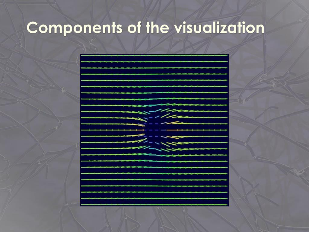 Components of the visualization