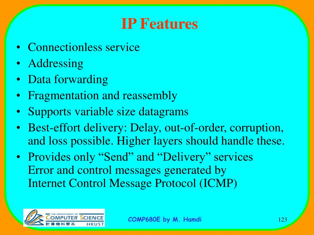 IP Features