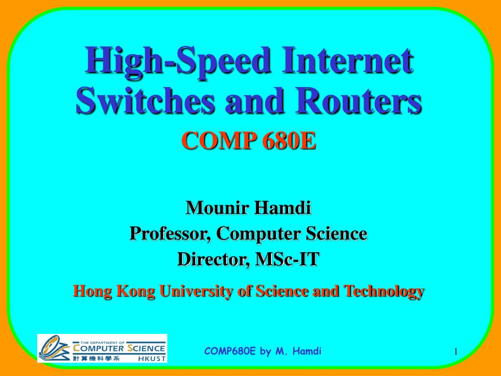 High-Speed Internet