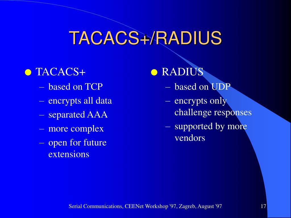 TACACS+