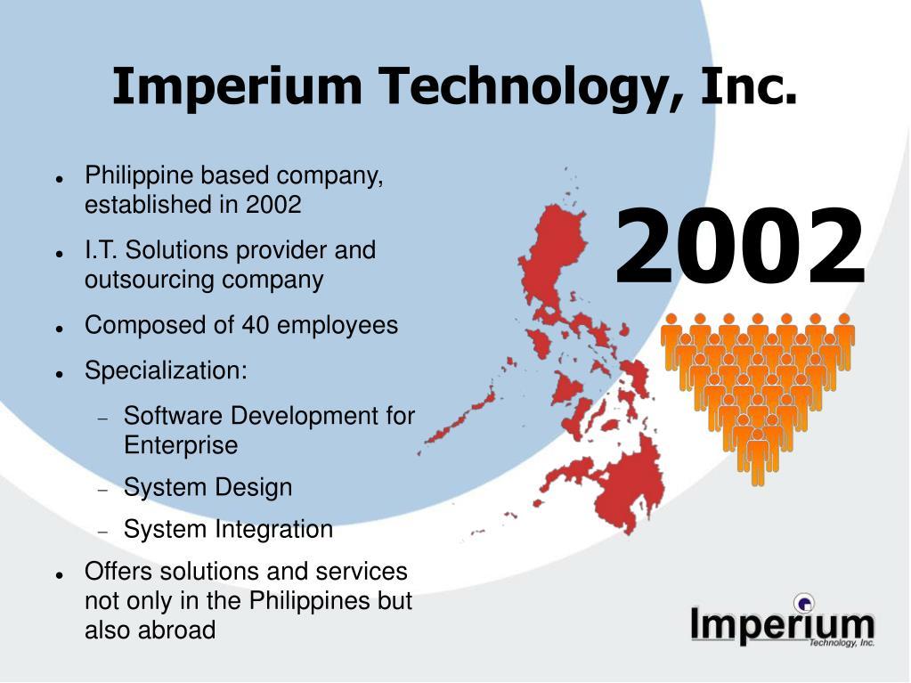 Imperium Technology, Inc.