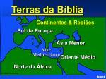 continents land masses