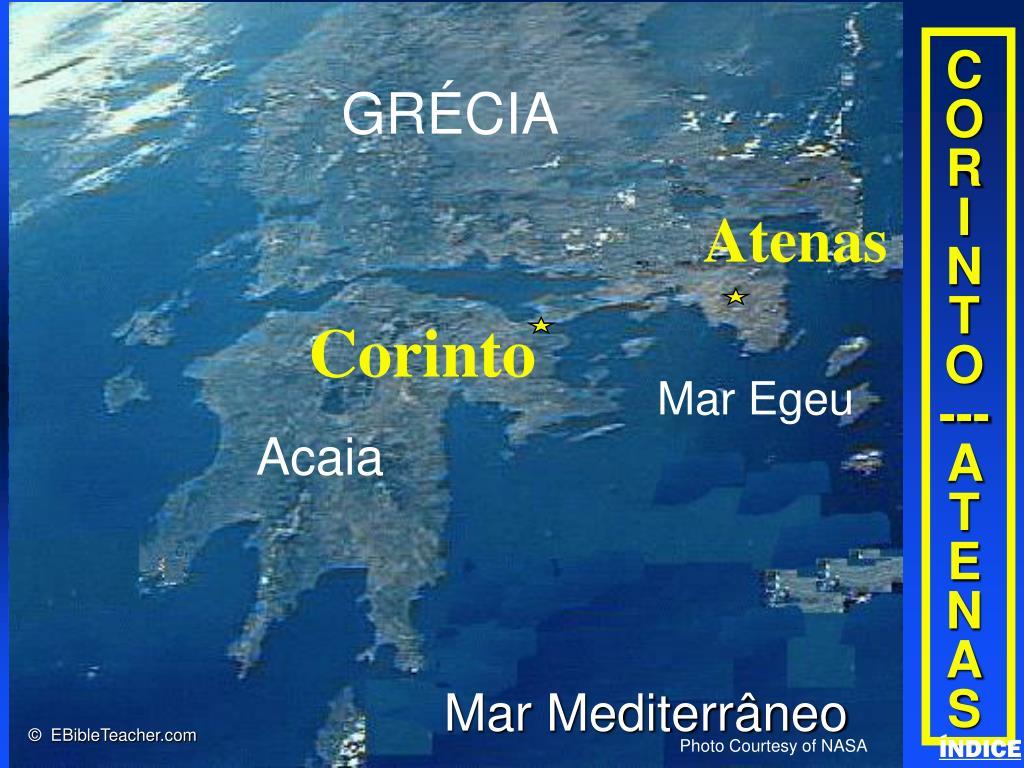 Corinth/Athens