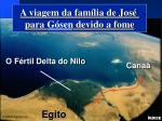 joseph s family to goshen