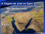 joseph s journey to egypt