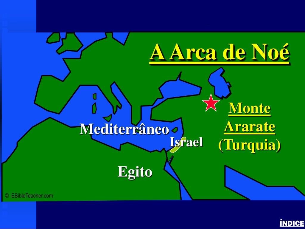 Noah's Ark 1