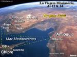 paul 1st missionary journey
