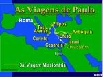 paul 3rd missionary journey