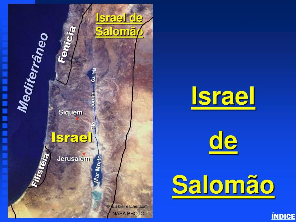 Solomon's Israel