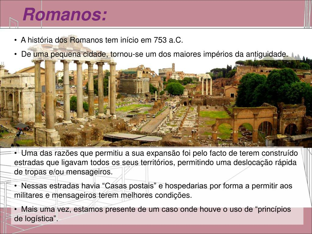 Romanos: