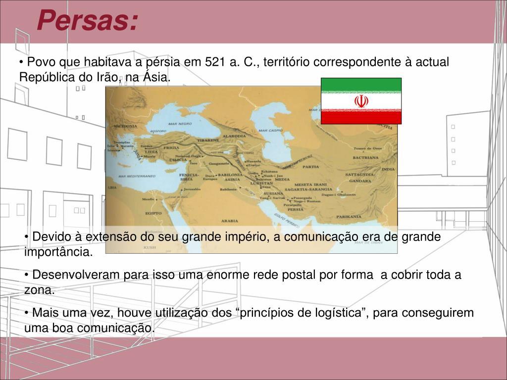 Persas: