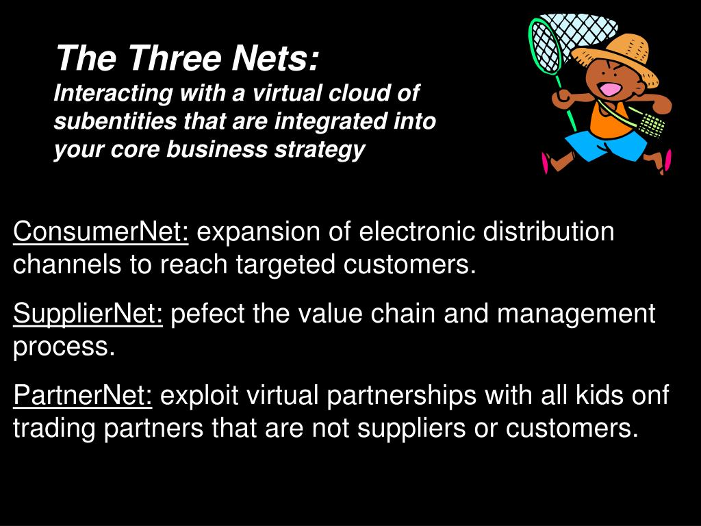 The Three Nets: