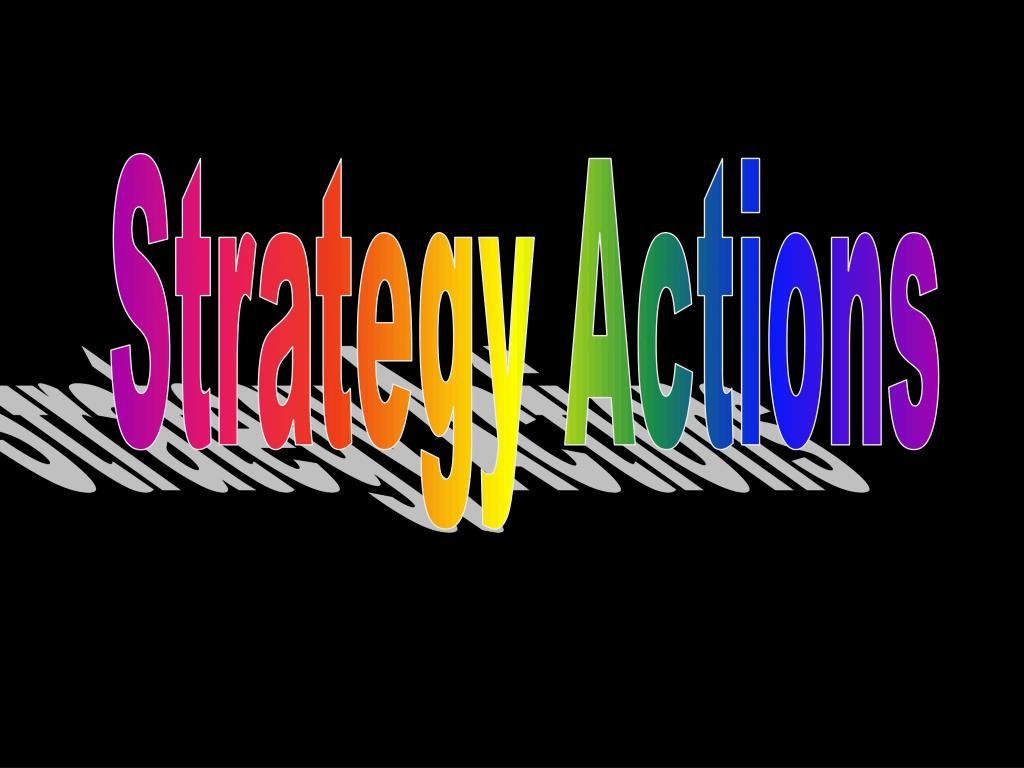 Strategy Actions