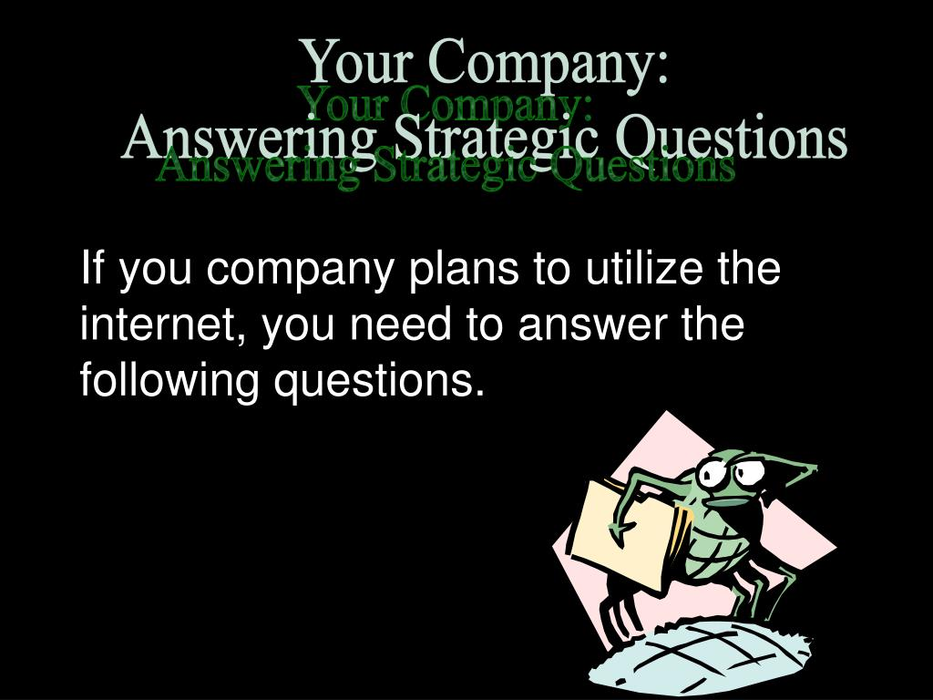Your Company: