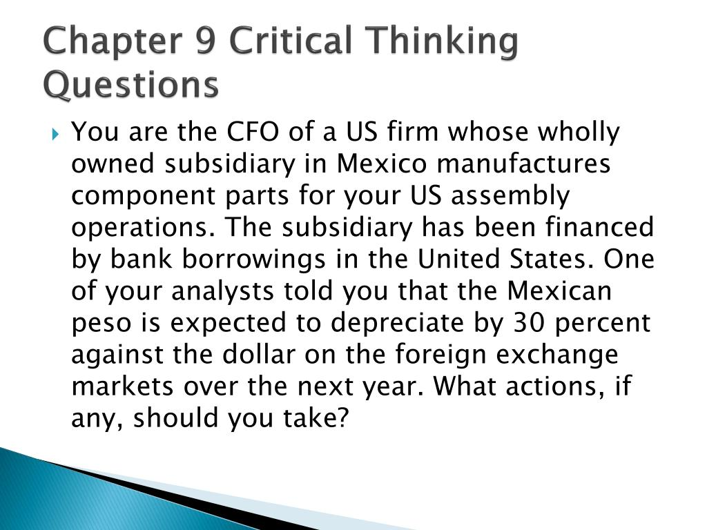 week one critical thinking questions Individual week 1 review questions glg/220 10/02/2013 critical and creative thinking more about phl 458 week 1 individual assignment critical thinking and society.