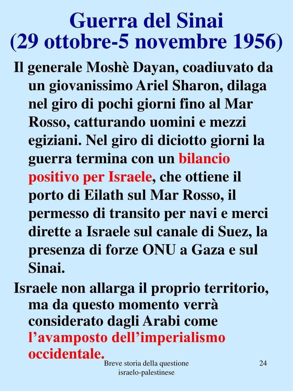 Guerra del Sinai