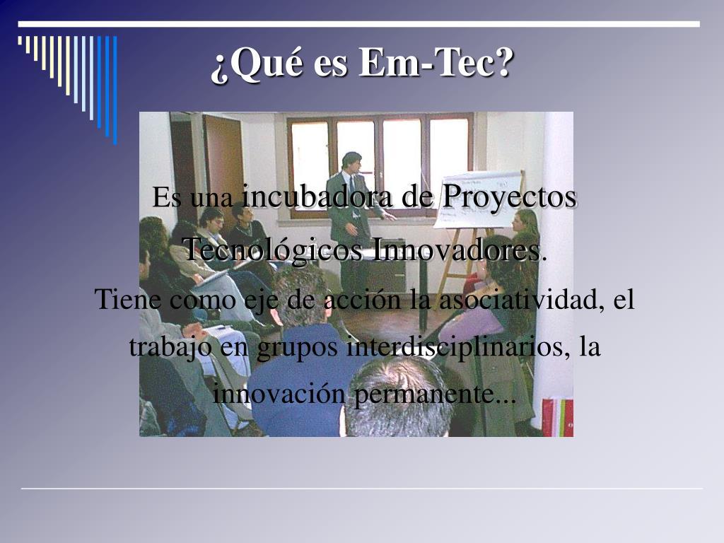 ¿Qué es Em-Tec?