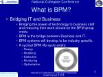 what is bpm12
