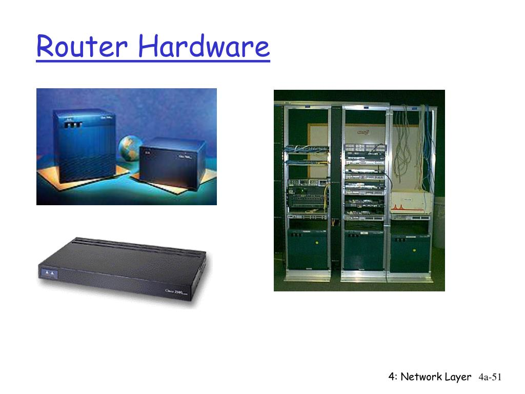 Router Hardware