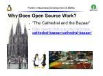 foss in business development smes15