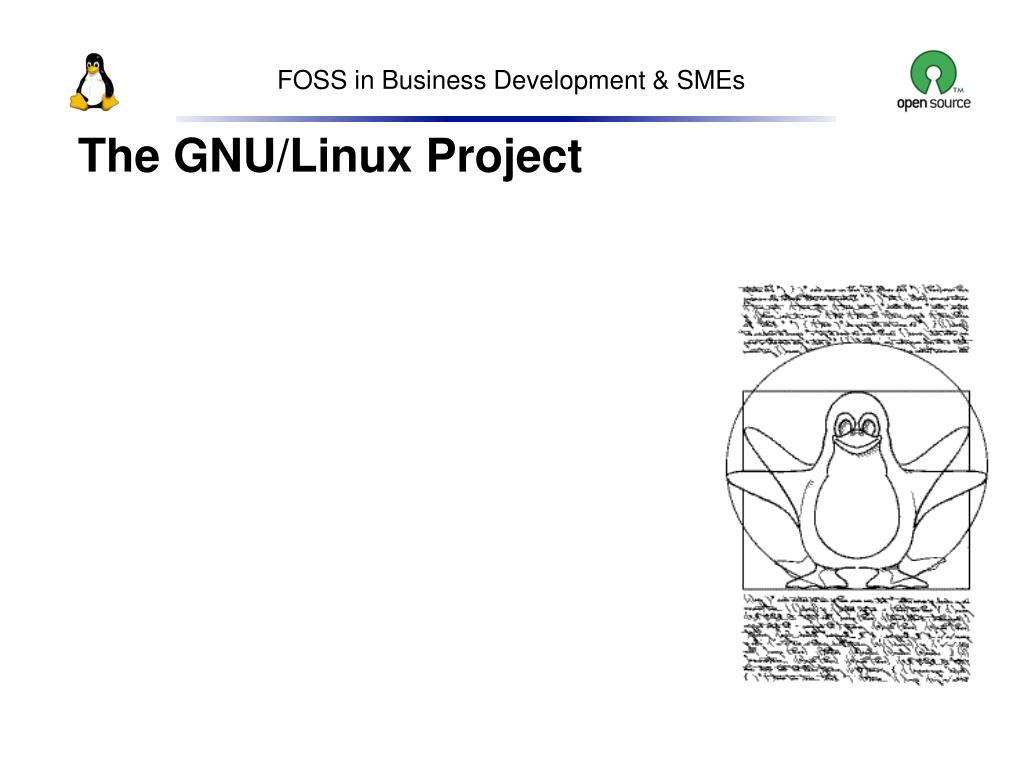 The GNU/Linux Project