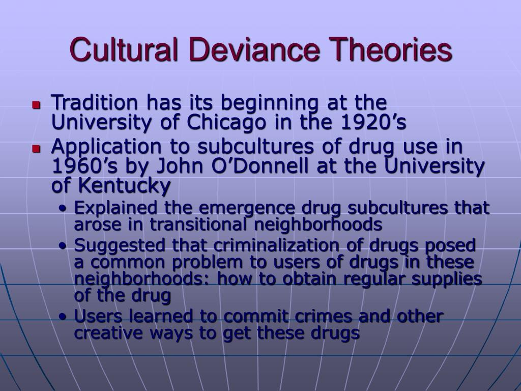 sociological view on deviance and drug Study deviance via the 3 sociological perspectives - functionalism (a  social and psychological aspects of drug abuse sociological perspectives of crime and deviance.