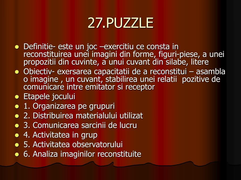 27.PUZZLE