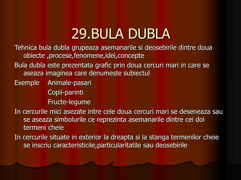 29.BULA DUBLA