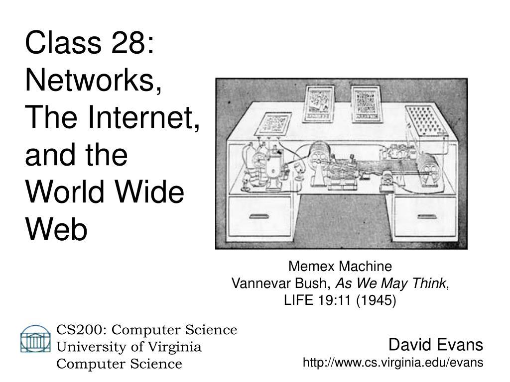 Class 28: