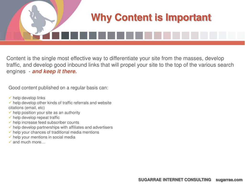 Why Content is Important