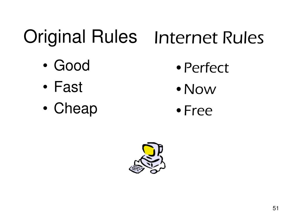 Original Rules