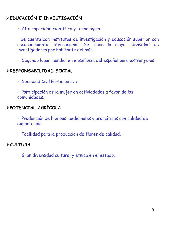 EDUCACIÓN E INVESTIGACIÓN
