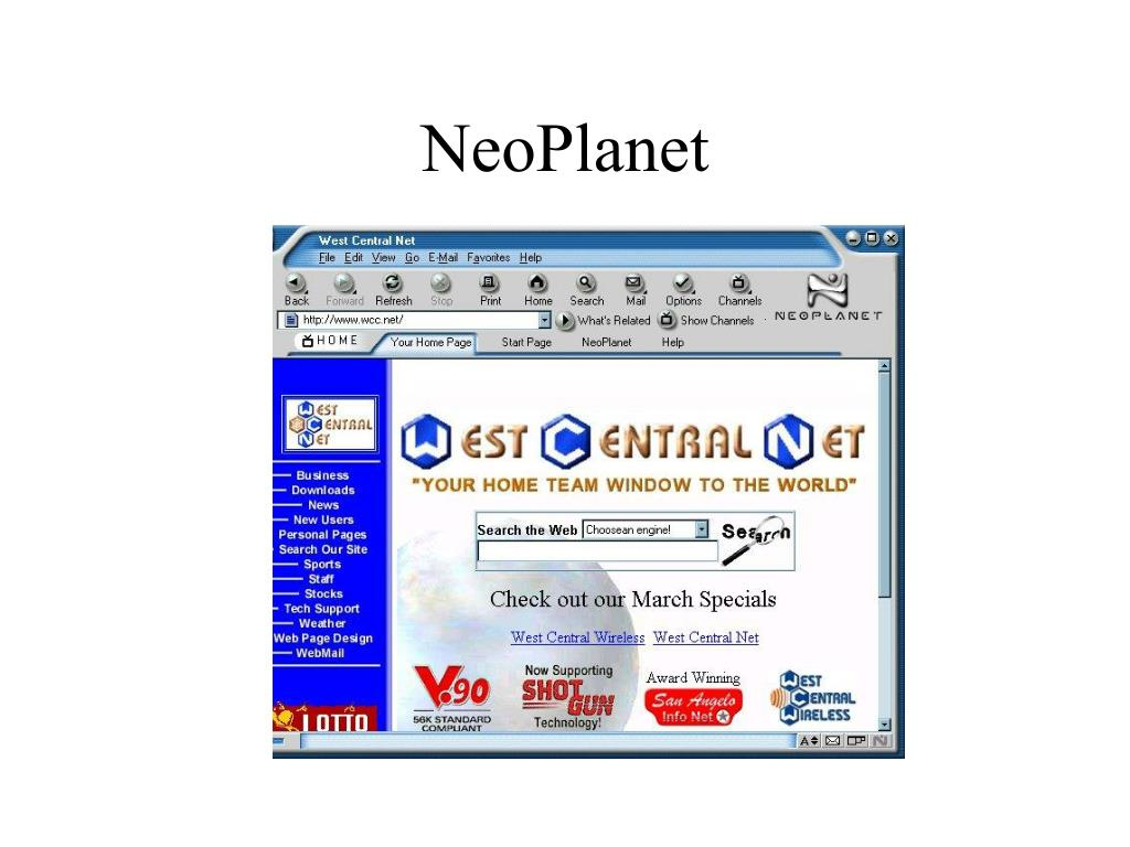 NeoPlanet