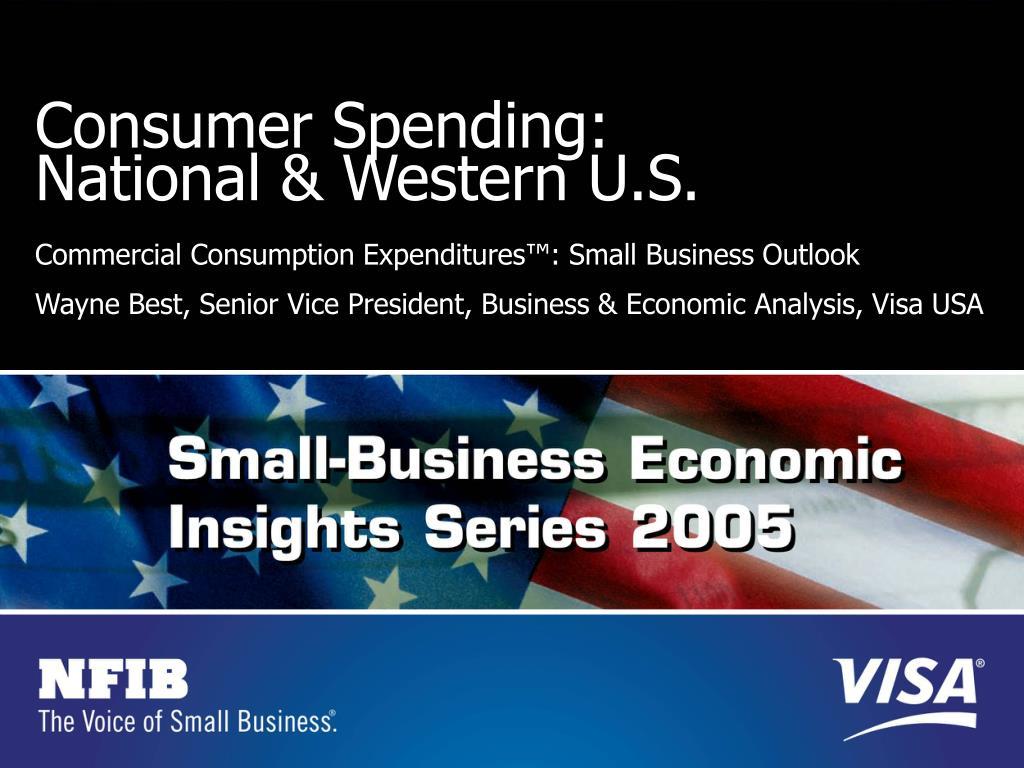 Consumer Spending: