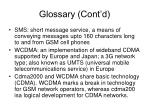 glossary cont d25