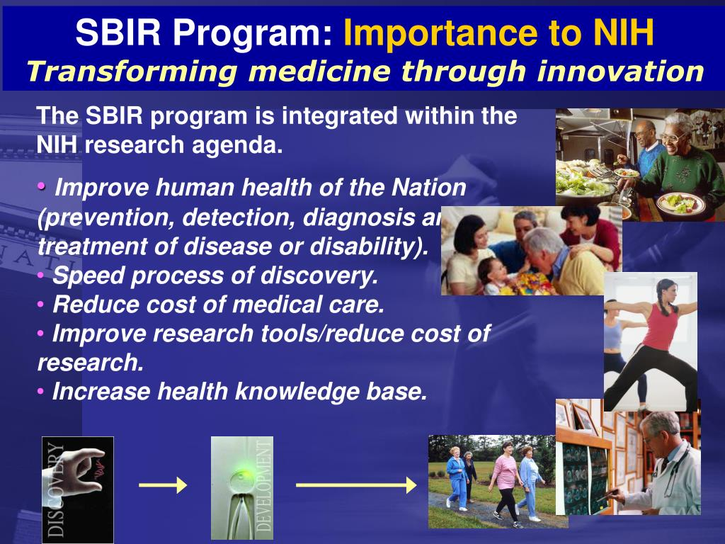 SBIR Program: