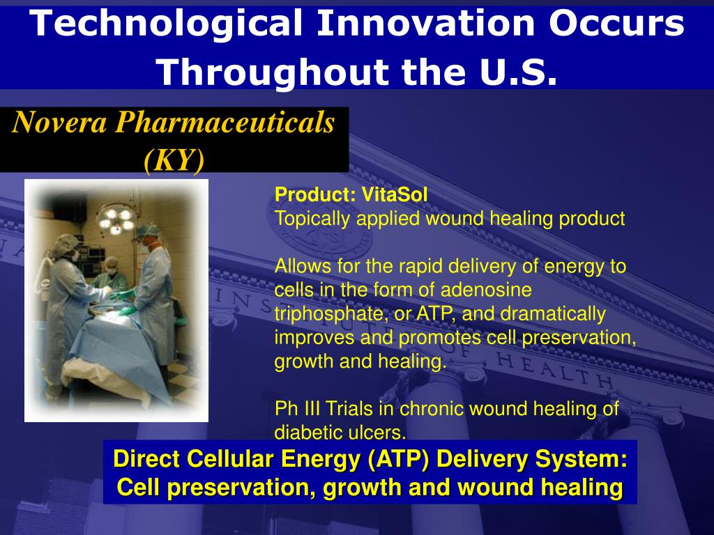 Technological Innovation Occurs