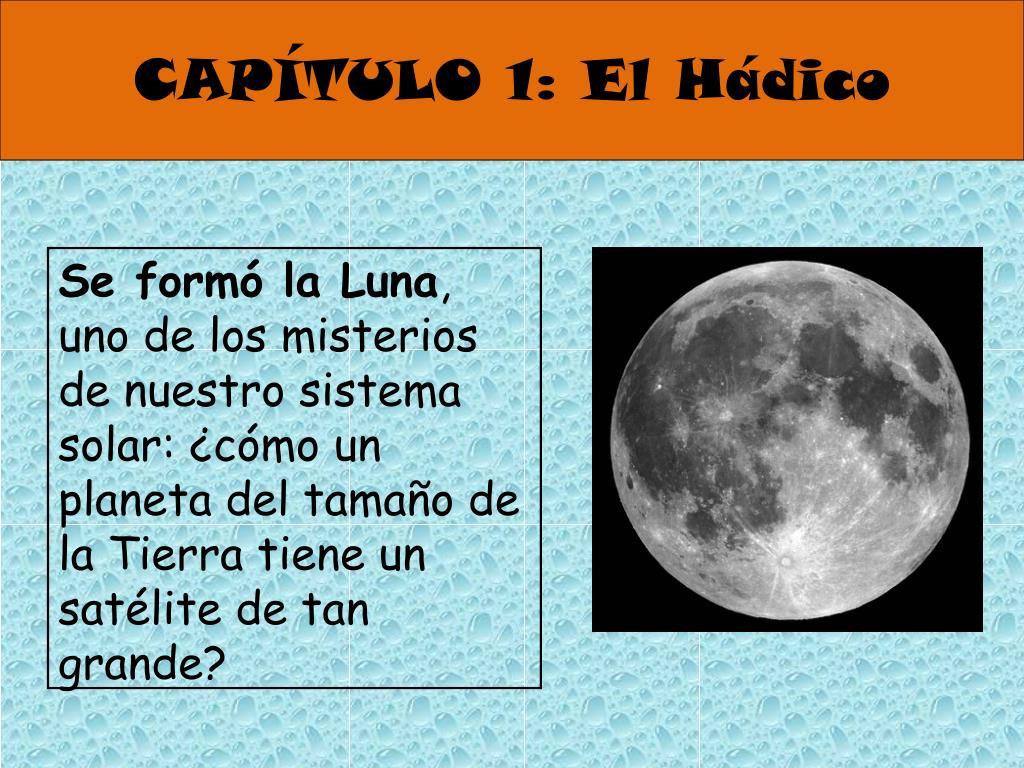 CAPÍTULO 1: El Hádico