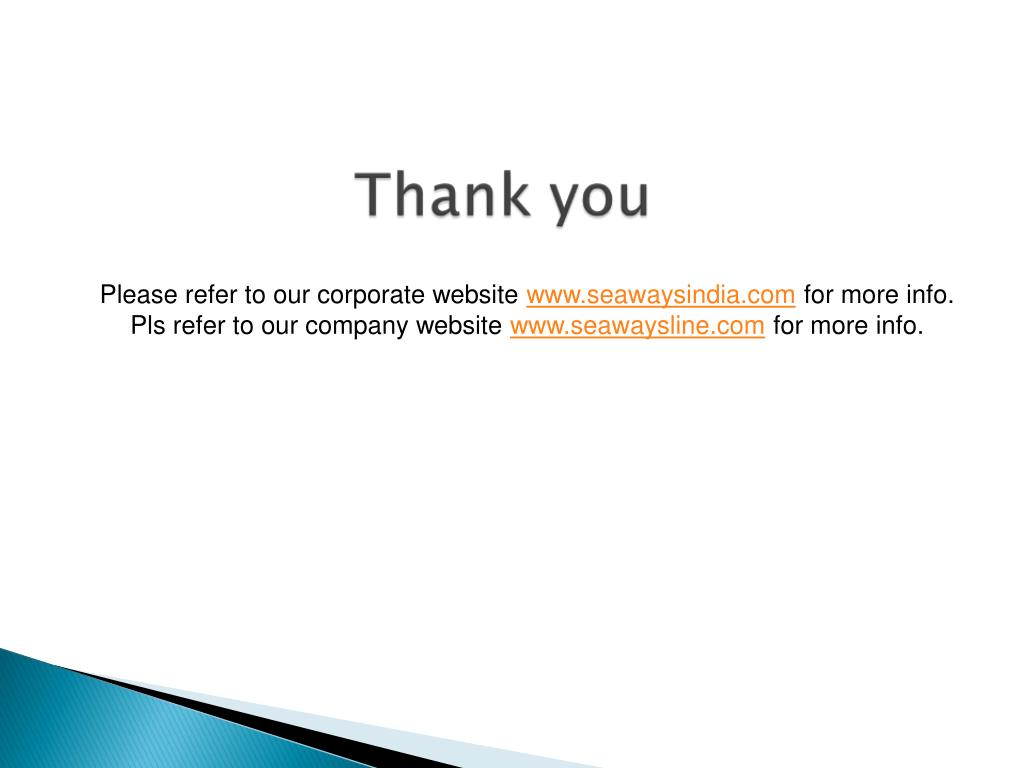 Please refer to our corporate website