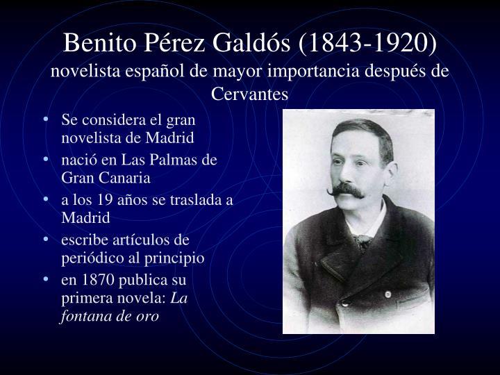 Benito P
